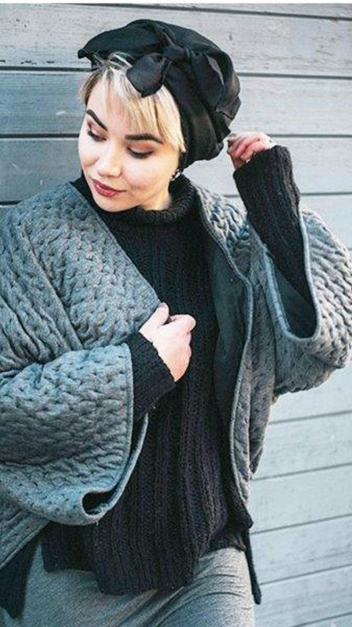 Prachtweib plussize Mode