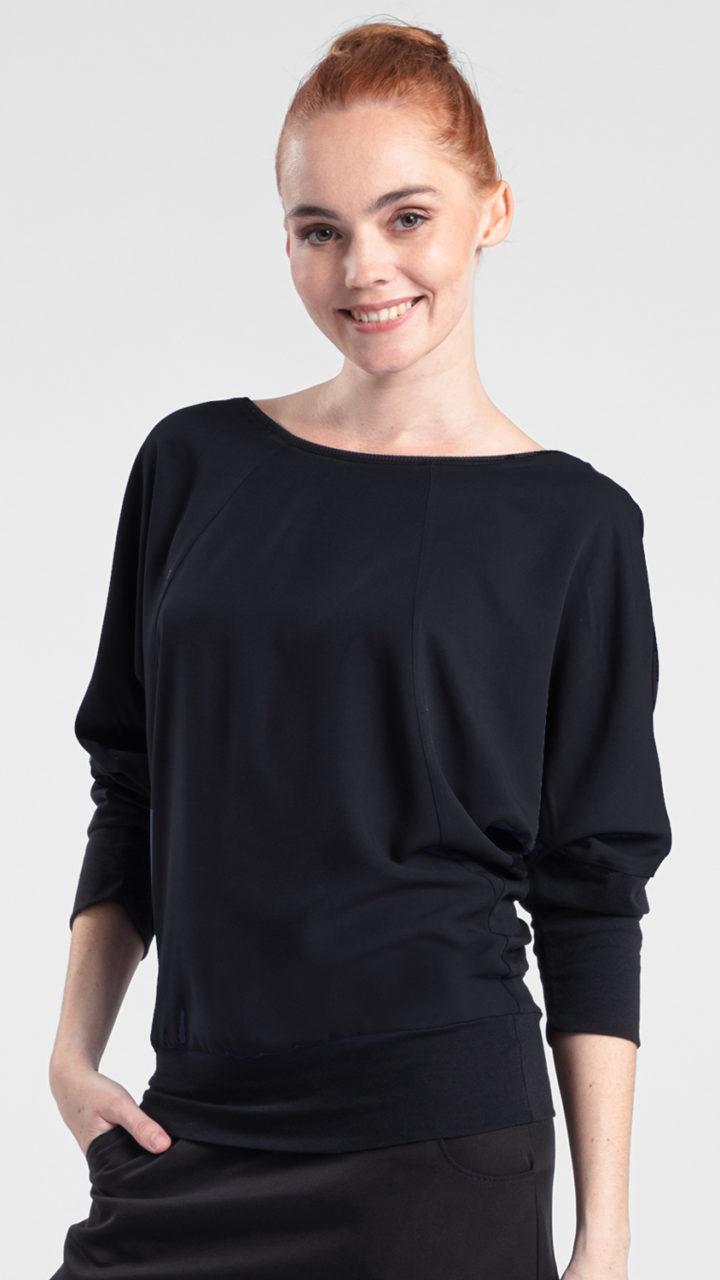 Shirt aus Bio Baumwolle und Tencel