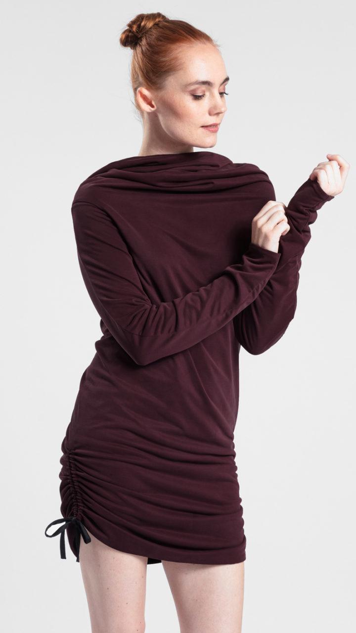 Kleid aus Tencel von Lasalina